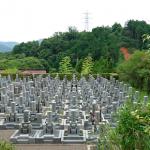 宇治市営天ヶ瀬墓地公園
