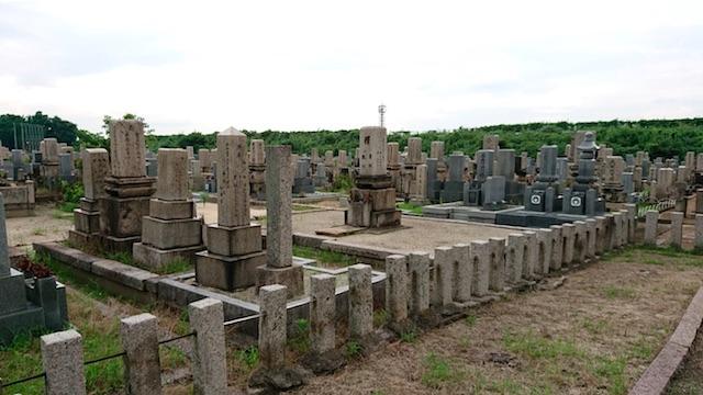 大和高田市営材木町市営墓地-霊園08