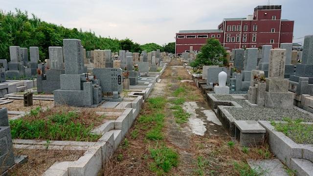 大和高田市営材木町市営墓地-霊園02