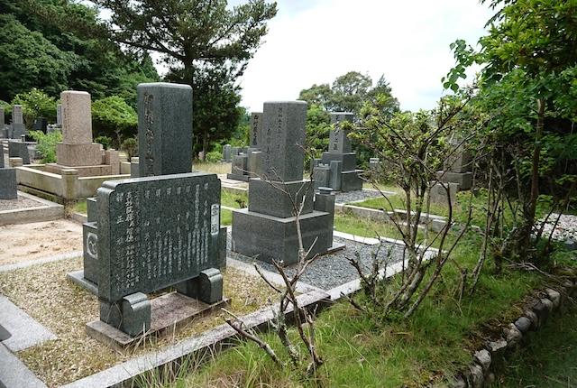 奈良市寺山霊苑-霊園05