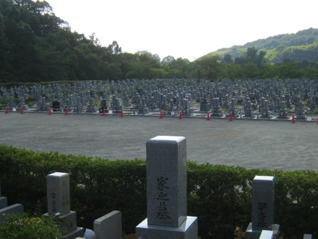 橿原市営香具山墓園−霊園02