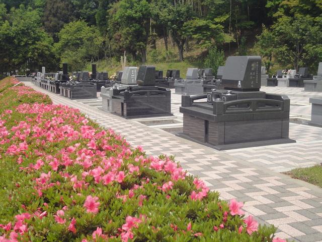 東京多摩霊園−基本−霊園1