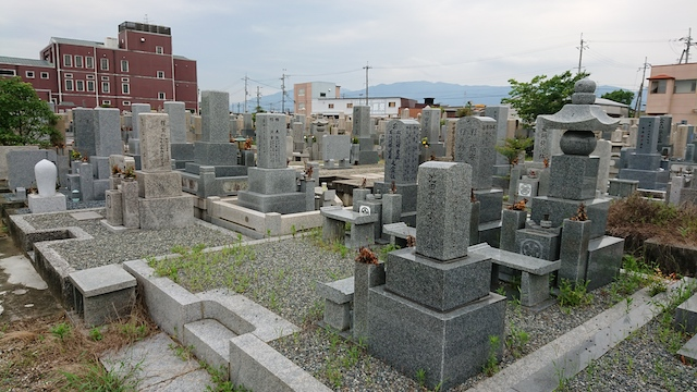 大和高田市営材木町市営墓地-霊園03