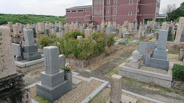 大和高田市営材木町市営墓地-霊園07