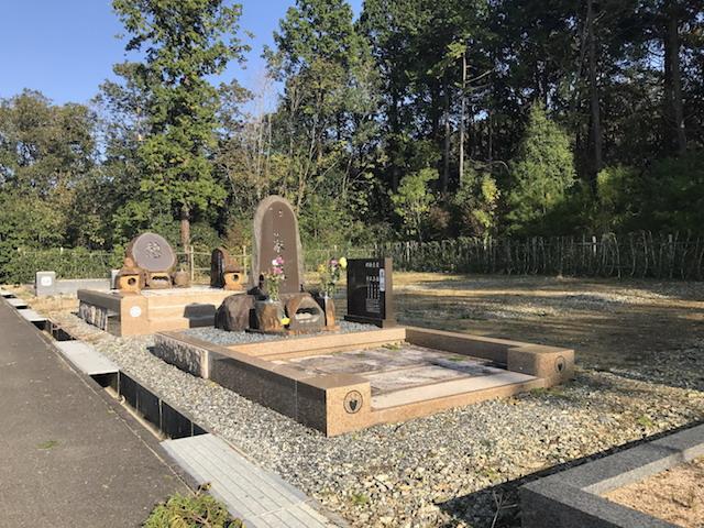 安国寺霊園ー霊園7
