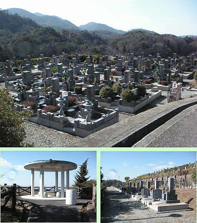 白水峡公園墓地03