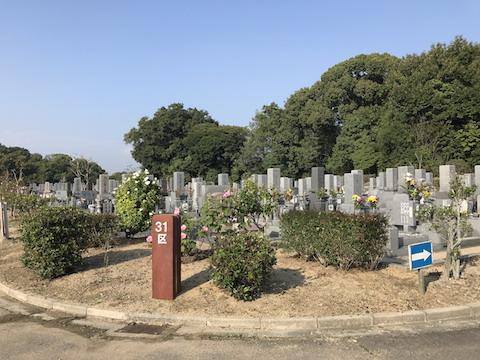 明石市立石ヶ谷墓園04