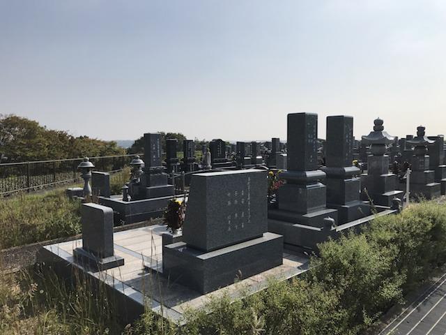 加古川市営日光山墓園09