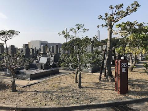 明石市立石ヶ谷墓園09