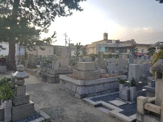 西宮市立中津墓地09
