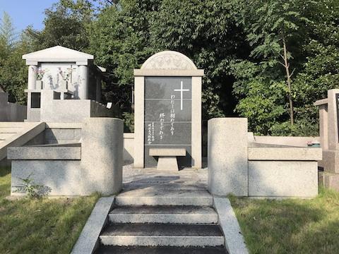 明石市立石ヶ谷墓園11