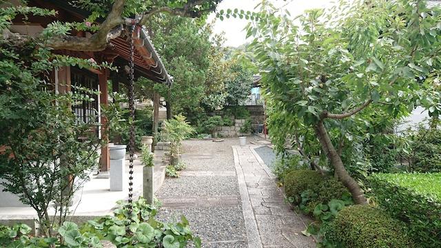 西福寺霊園ー寺院境内