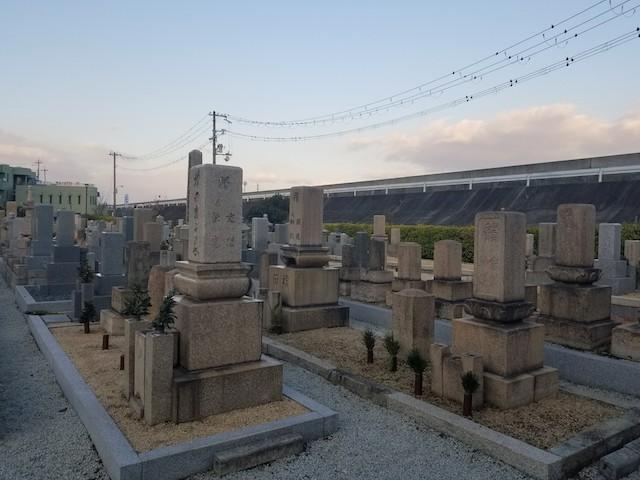 西宮市立上田墓地04