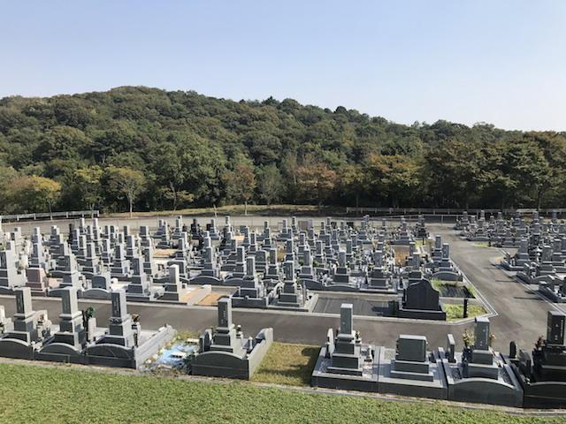 加古川市営日光山墓園06