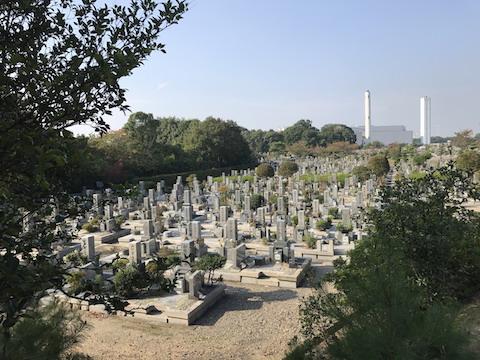 明石市立石ヶ谷墓園07