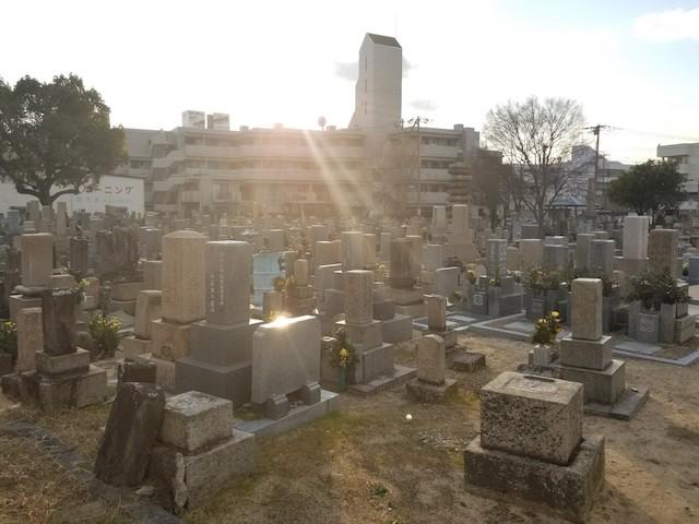西宮市立上鳴尾墓地06