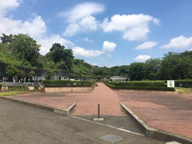 綾瀬市営 本蓼川墓園09