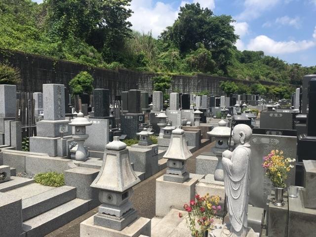 綾瀬市営 本蓼川墓園07