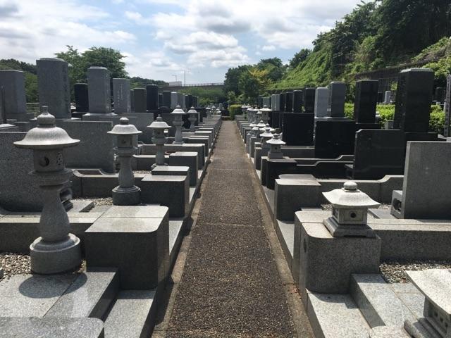 綾瀬市営 本蓼川墓園05