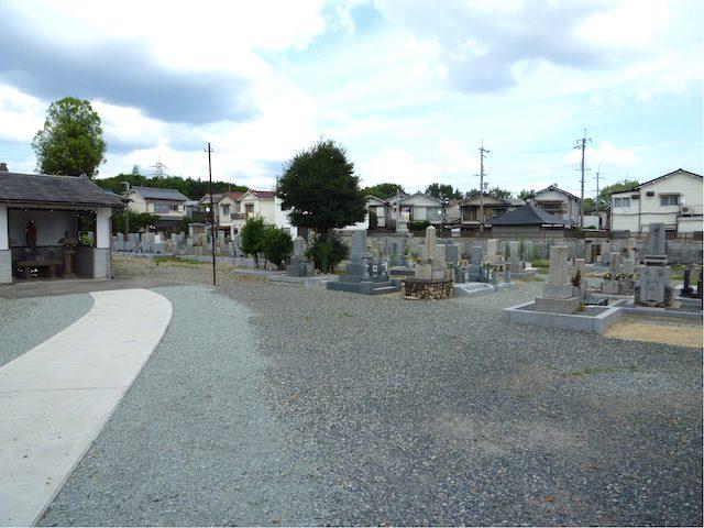 加茂共同墓地04