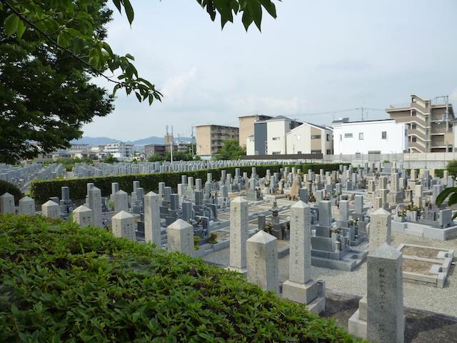 伊丹市営中野墓園05