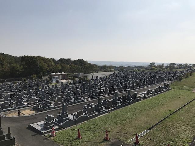 加古川市営日光山墓園07