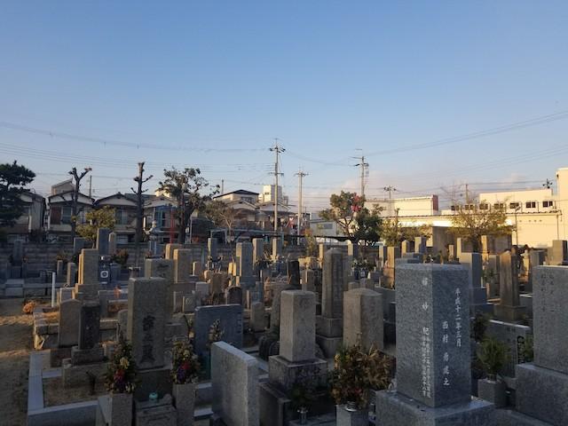 西宮市立中津墓地06