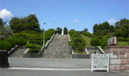 西宮市営 甲山墓園01