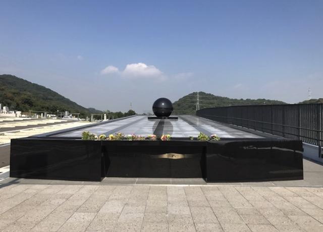 加古川市営日光山墓園02