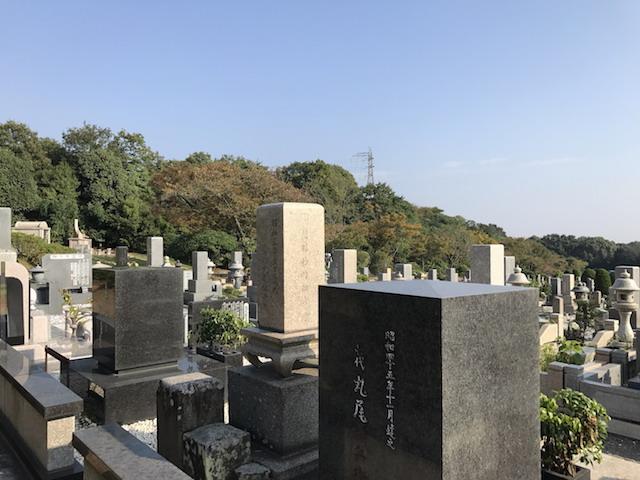 明石市立石ヶ谷墓園15