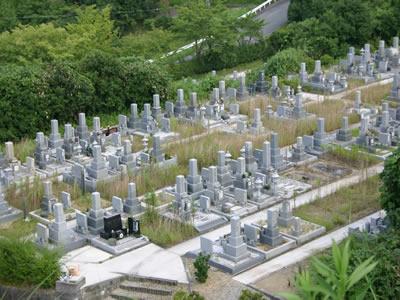 加西市公園墓地02