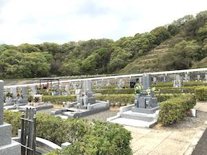 岩出市営 根来公園墓地9