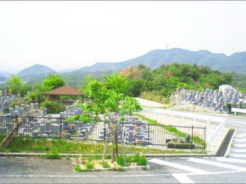 白水峡公園墓地02