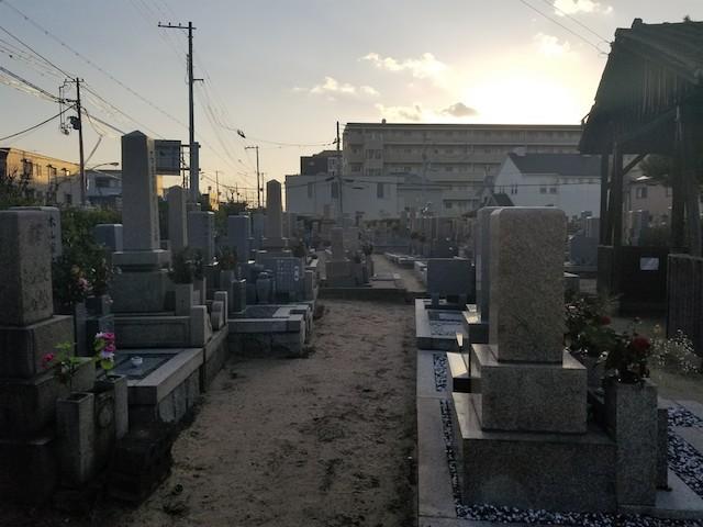 西宮市立中津墓地08