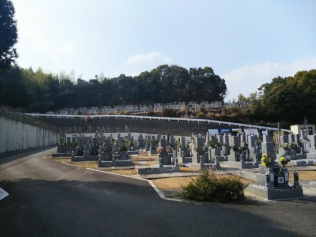 普門寺 山東霊園03
