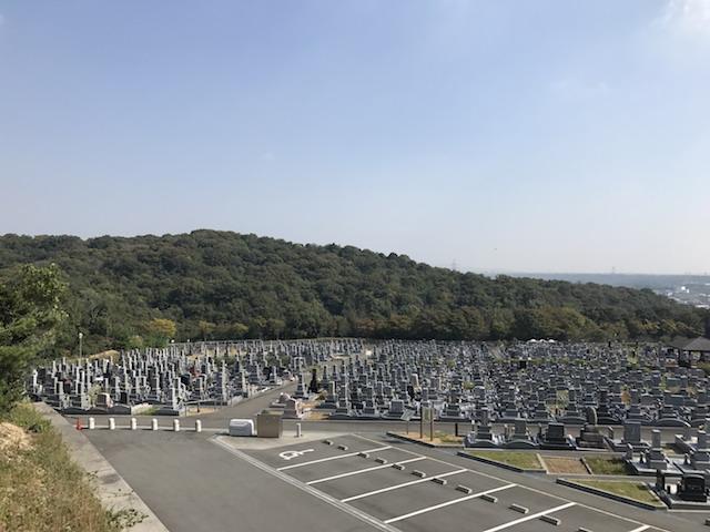 加古川市営日光山墓園05
