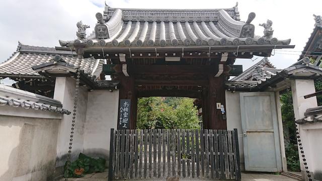 西福寺霊園ー山門2