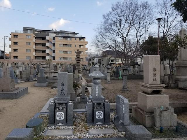西宮市立上鳴尾墓地04