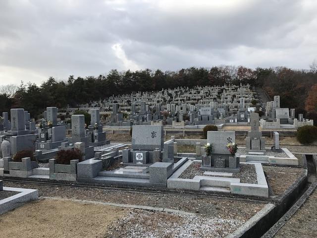 宝塚市営 長尾山霊園12