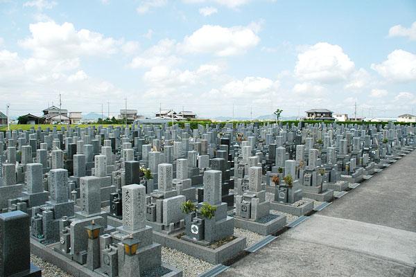 北山公園墓地05
