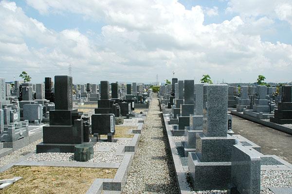 北山公園墓地04