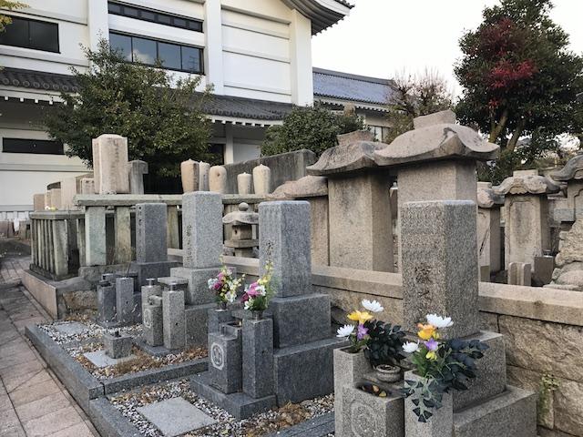 中勝寺墓地03
