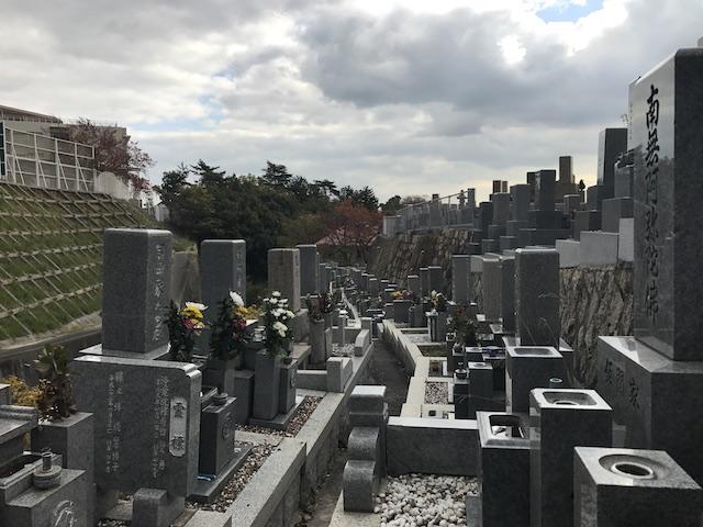 森共同墓地06