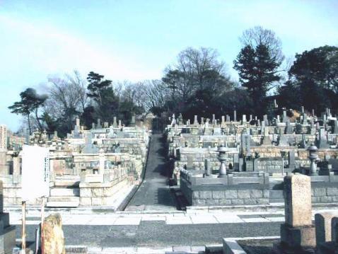 西宮市営 満池谷墓地03