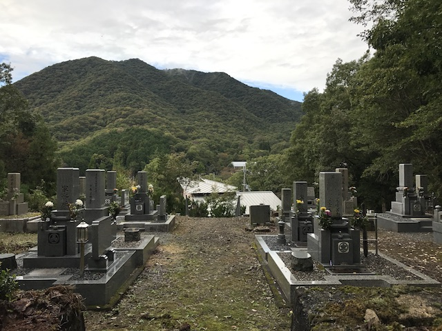 今田墓地01
