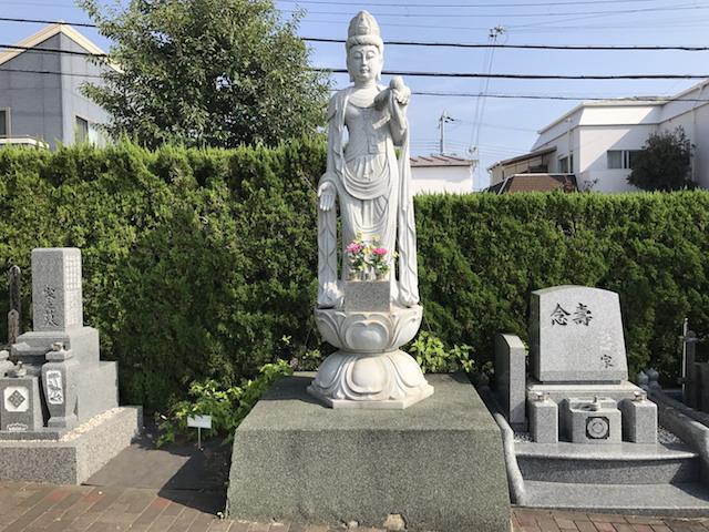 長寿院霊園03