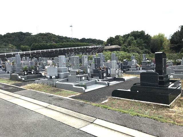 姫路市営片山霊園04