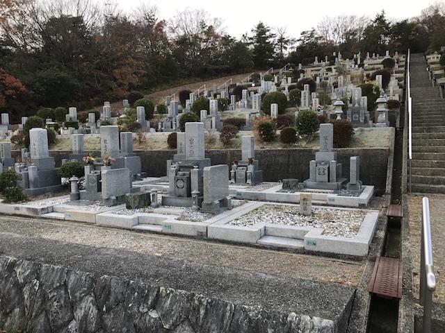 宝塚市営 長尾山霊園09