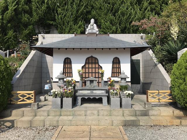 長寿院霊園09
