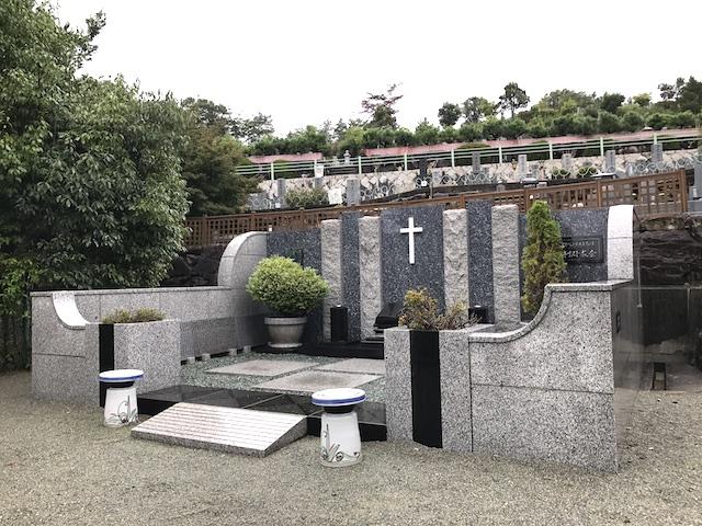 城ヶ丘墓地公園04